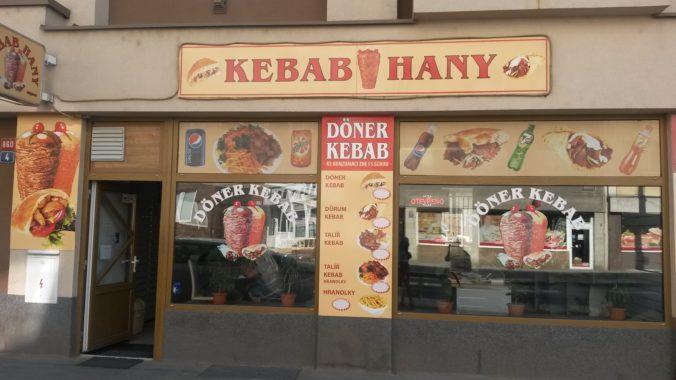 Kebab Hany (Hradec Králové)