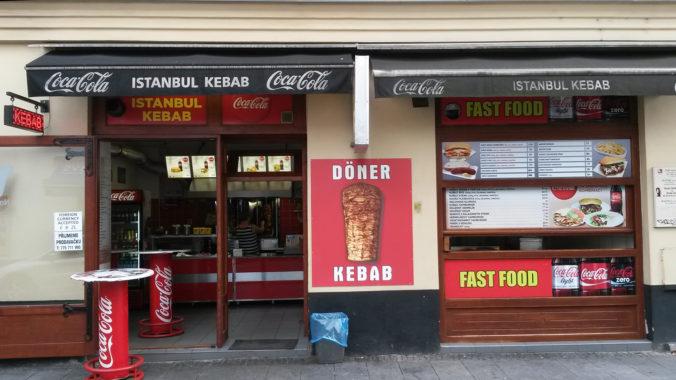 Istanbul kebab Stodolní (Ostrava)