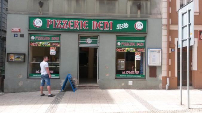 Pizzerie Deni (Broumov)