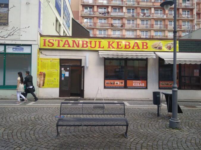 Istanbul Kebab (Náchod)