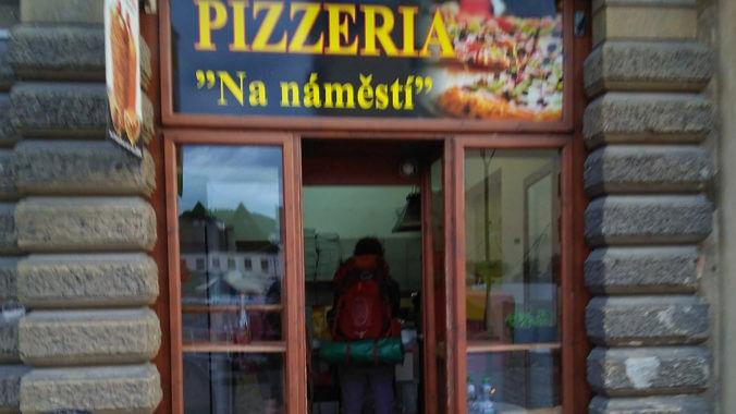 Pizzeria Na Náměstí (Česká Kamenice)