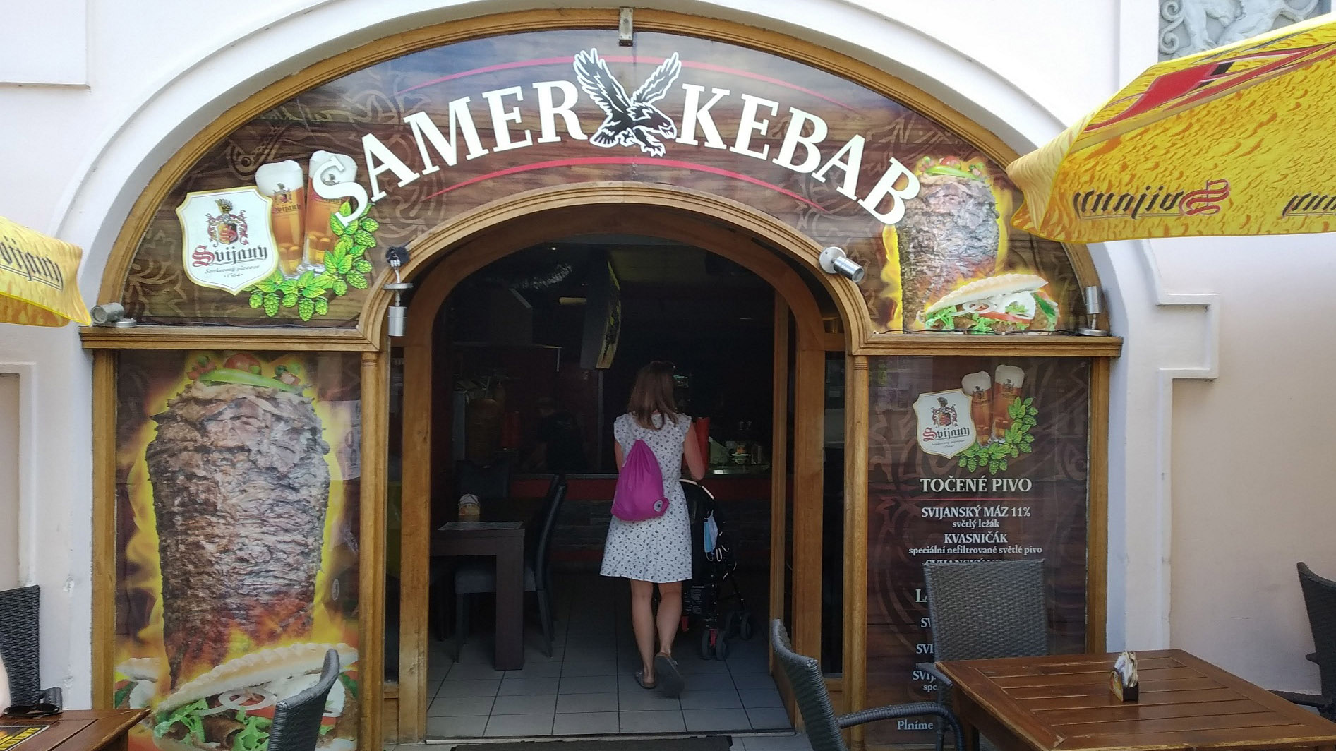Samer Kebab, Poděbrady
