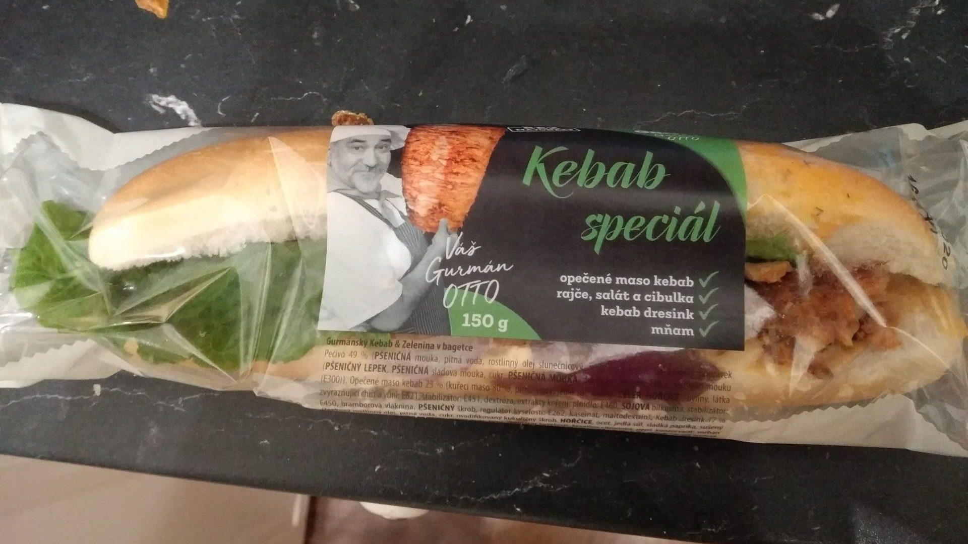 Kebab z Kauflandu
